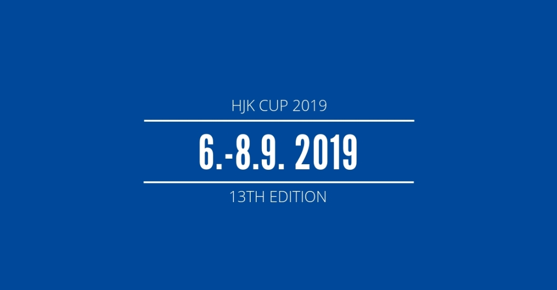 HJK Cup 2019 päivämäärät