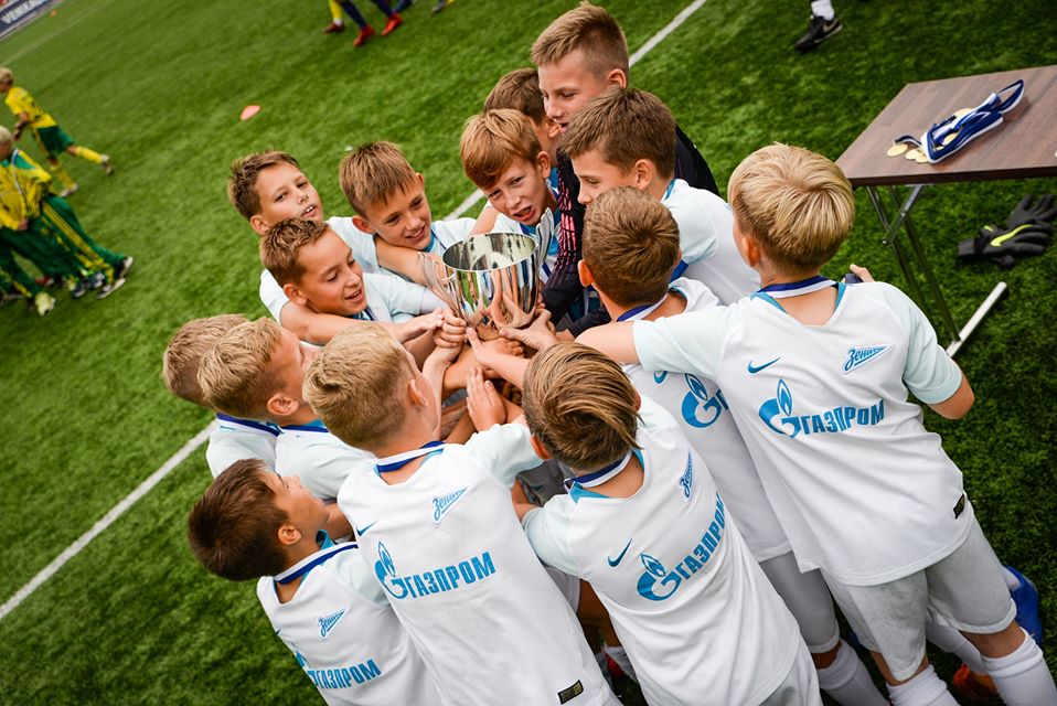 HJK Cup youth football tournament, Zenit 2019. Photo: Mikko Huisko / Laajasalon Opisto